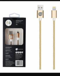 Cabo USB LIGHTNING - IPHONE/IPAD/IPOD