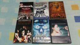 Dvds de Heavy Metal Rock