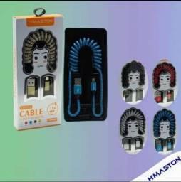 Título do anúncio: CABO CELULAR MICRO V8 PARA CELULAR, SMARTPHONE