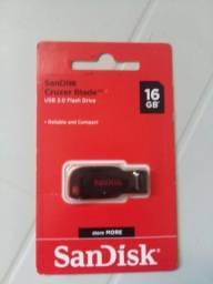 PEN DRIVE SANDISK 16 GB LACRADO