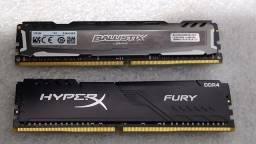 Memória 32 GB DDR4 2666 MHz
