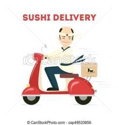 Delivery de Japônes - Madrugada