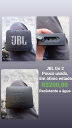 JBL Go2 - Resistente a água