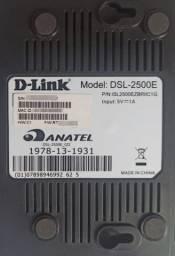 Modem 2500e Ii Adsl Adsl2/2+d-link.
