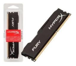 Memória HyperX Fury, 4GB, 1866MHz