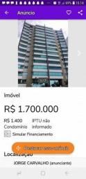 Apartamento para venda com 230 metros quadrados com 4 quartos em Jardins - Aracaju - SE