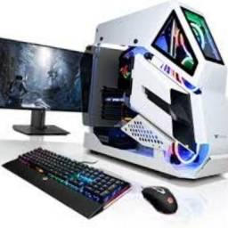 Não fique com seu PC gamer parado conserto manutenção e atualização AMD e Intel