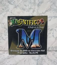 CD banda Magníficos