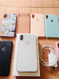 iPhone X  novinho sem detalhes 64 gigas