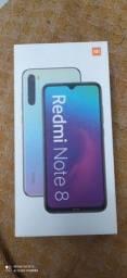 Redmi note 8 64gb cor Azul