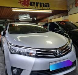 Vendo Corolla XEI / 2016 / Automatico / Flex + GNB
