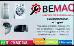 Técnico de máquinas de lavar