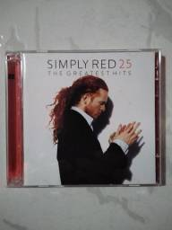 Cd Original-Simply Red 25-The Greates Hits.