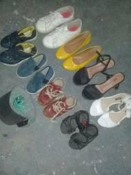 sapatos e outros