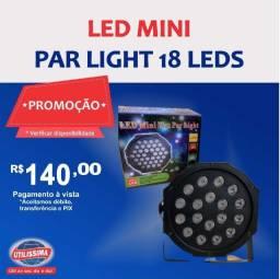 Led mini par light 18 leds