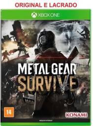 Metal Gear Survive - Xbox One - Jogo em disco