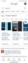 Promoção Imperdível Nokia 5.3 Na caixa
