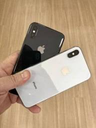 IPhone X 256Gb Gb Seminovo - Ac.Trocas / Parcelamos até 18x