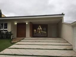 Casa com 4 dormitórios para alugar, 430 m² por R$ 12.000,00/mês - Alphaville 01 - Barueri/