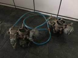 Vendo dupla carburação VW