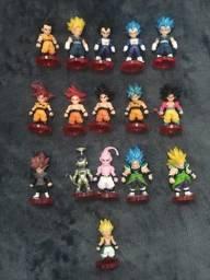 Título do anúncio: Dragon Ball mini colecionáveis