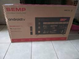 Vendo tv 50 polegadas nova