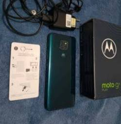 Moto g9 play completo