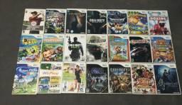 Título do anúncio: Jogos Para Nintendo Wii