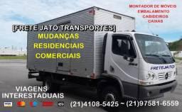 Fretes e Mudanças-Copacabana, Leme, lagoa, Botafogo, Ipanema, Zona Sul
