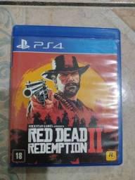 Título do anúncio: RED DEAD REDEMPTION II (PS 4)