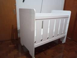 Berço mini cama branco