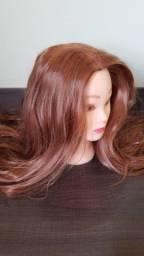 Cabeça para treino de cabeleireiro