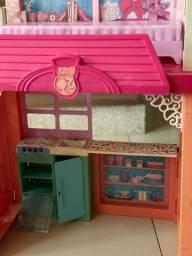 casa da barbie 2 andares