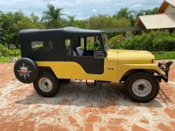 Jeep Willys Bernardão