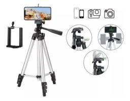 Tripé p/celular/Ring light/câmeras