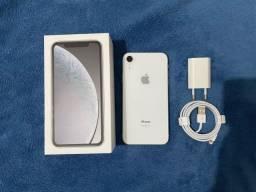 Título do anúncio: Iphone XR 128gb Branco