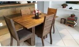 Mesa de Jantar Modelo Quick - Pronta Entrega