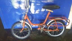Bicicleta infantil relíquia