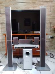 Título do anúncio: home theater Panasonic 1500 watts