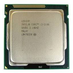 Processador gamer intel core i3 2100 3.10ghz