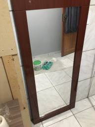 Vendo espelho com moldura
