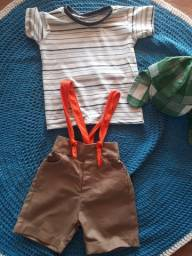 roupa do chaves para mesversario