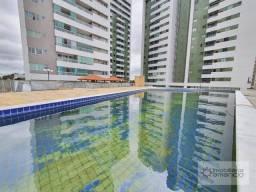 Apartamento com 2 dormitórios à venda, 55 m², no Edf Gran Reserva - Indianópolis - Caruaru