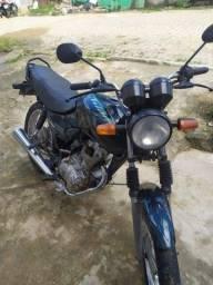 Moto Honda 2000