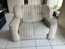 sofa 2 lugares seminovo