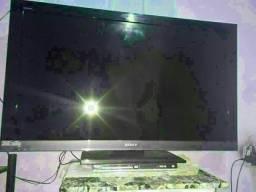 Tv sony telão 46.polegadas telão imagem digital integrada