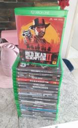 Jogos Xbox One seminovos