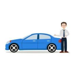 Motorista profissional privado