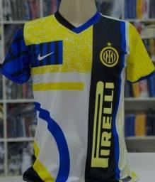 Camisa Inter de Milão Nike Temp 21/22 Entrego