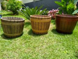 Vaso para Plantas Tina N34 Polietileno